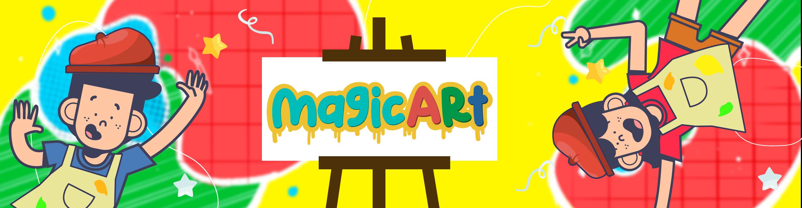 3 Magic Arts Kids