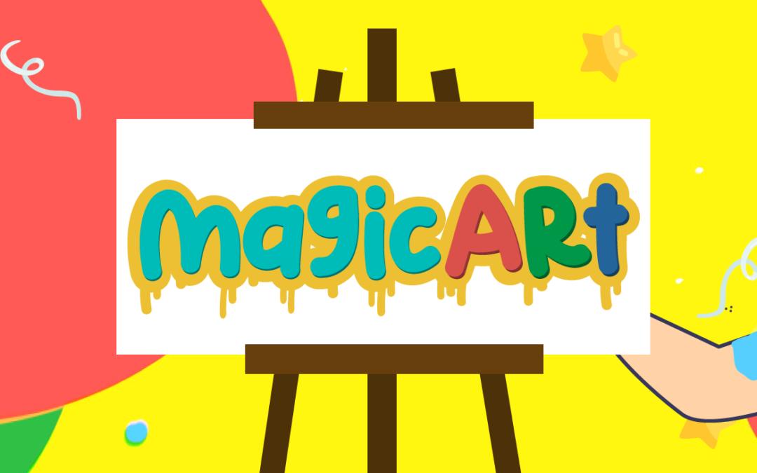 3 Magic Arts Teens