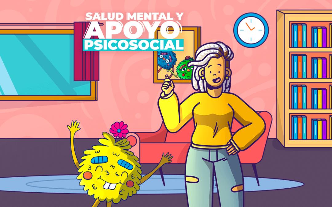 Formación en Salud Mental y Apoyo Psicosocial