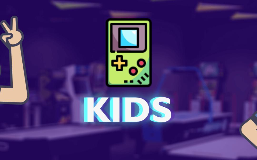JUEGOS KIDS