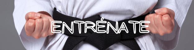Entrénate – Taekwondo