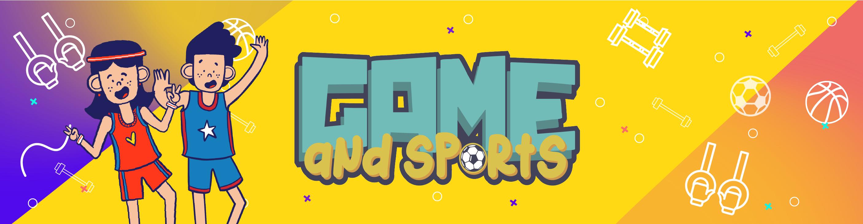 2 Games & Sports Kids
