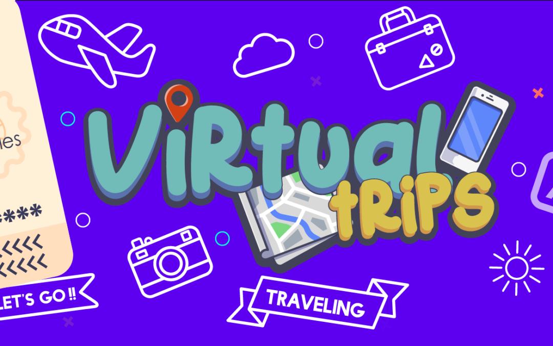 6 Virtual Trips
